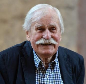 Ve věku 85 let zemřel výtvarník Adolf Born