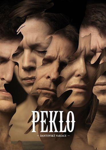 Představení Peklo – Dantovské variace s 420PEOPLE a Davidem Prachařem: nečekané spojení tance a činohry