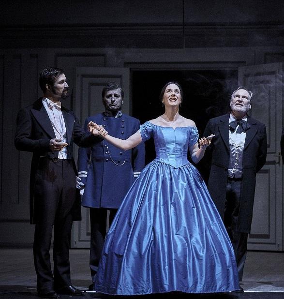 Činohra Národního divadla uvede premiéru hry o Boženě Němcové