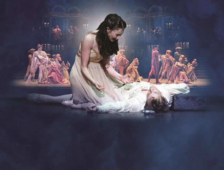 Do českých kin přichází vrcholná romantika Sergeje Prokofjeva   Romeo a Julie v rámci cyklu Balet v kině
