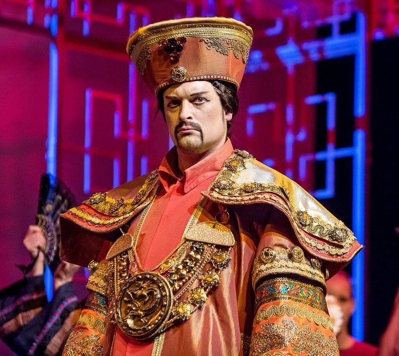 Jihočeské divadlo představí v premiéře operetu Země úsměvů