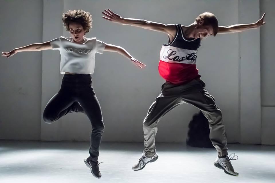 Physical Jerks: premiéra nového představení souboru DOT504 Dance Company