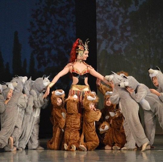Moravské divadlo uvede Odyssea v podání dětského baletního studia