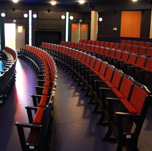 Kladenské divadlo je ode dneška po pěti letech znovu otevřené