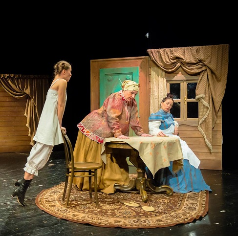 V Opavě divadelníci nacvičují Gogolovu Ženitbu