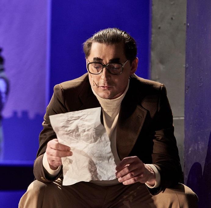 Divadlo Na zábradlí uvede ve světové premiéře novou hru Miloše Orsona Štědroně Krásné psací stroje!