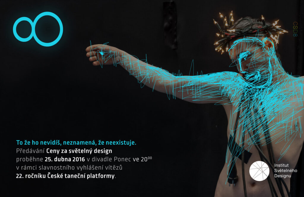 Cena za světelný design – Česká taneční platforma 2016