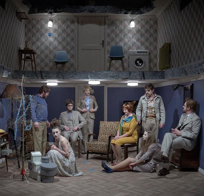 Divadlo Na Zábradlí odložilo dnešní premiéru kvůli poruše světel