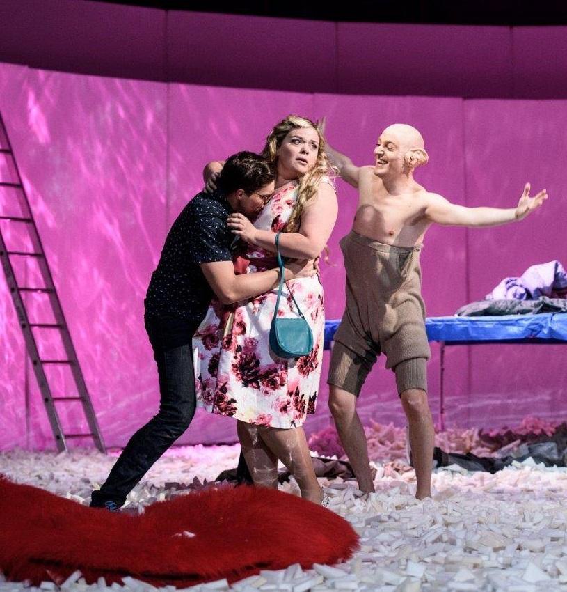 Národní divadlo uvede Shakespearův Sen čarovné noci