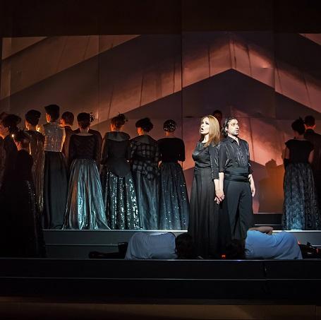 Na scénu Jihočeského divadla se vrací Aida