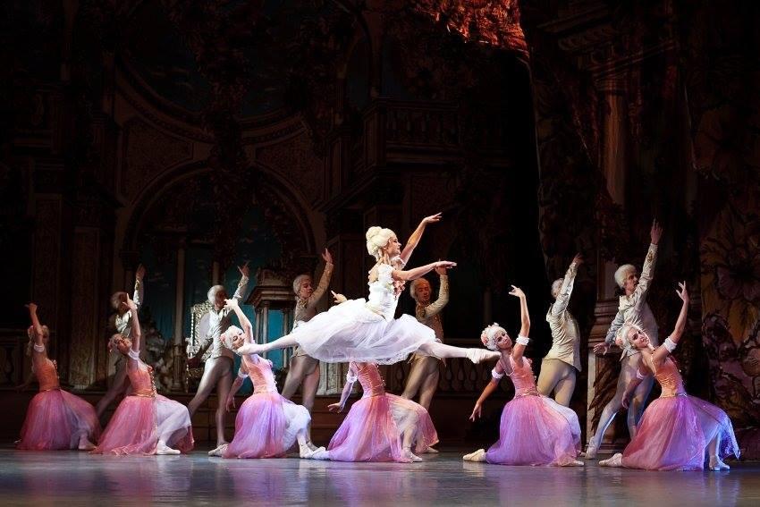 Olomoucký balet čeká na turné vystoupení ve 20 městech Německa