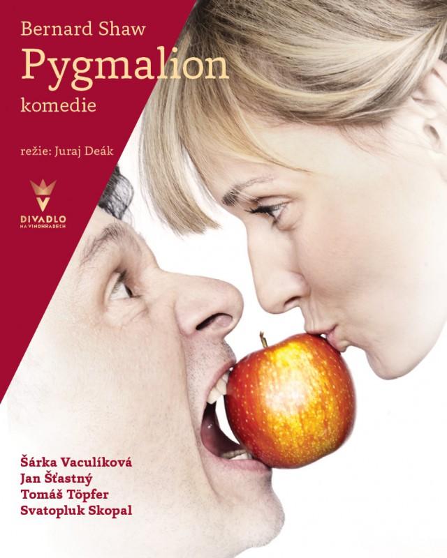 Divadlo na Vinohradech uvede Shawovu komedii Pygmalion