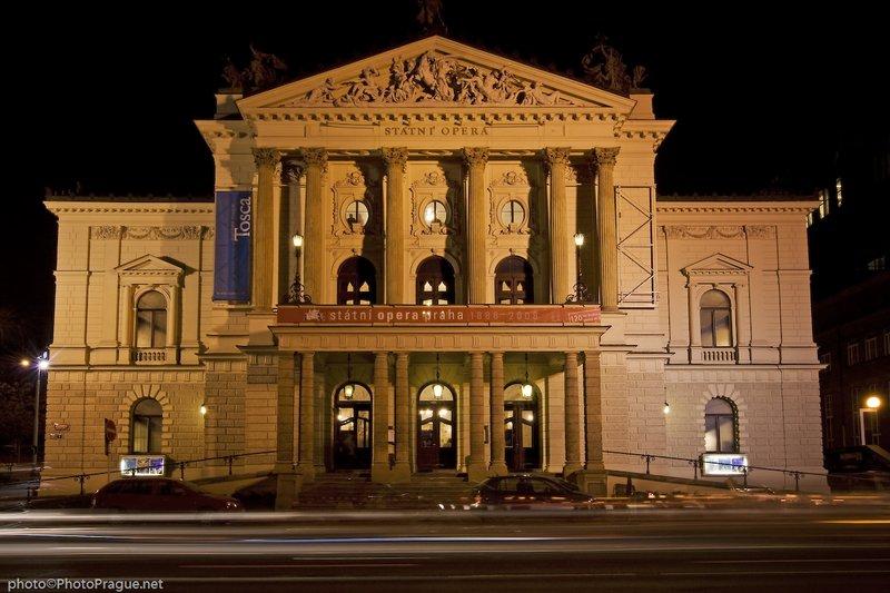 Rekonstrukce Státní opery za 665 milionů korun začne v roce 2016