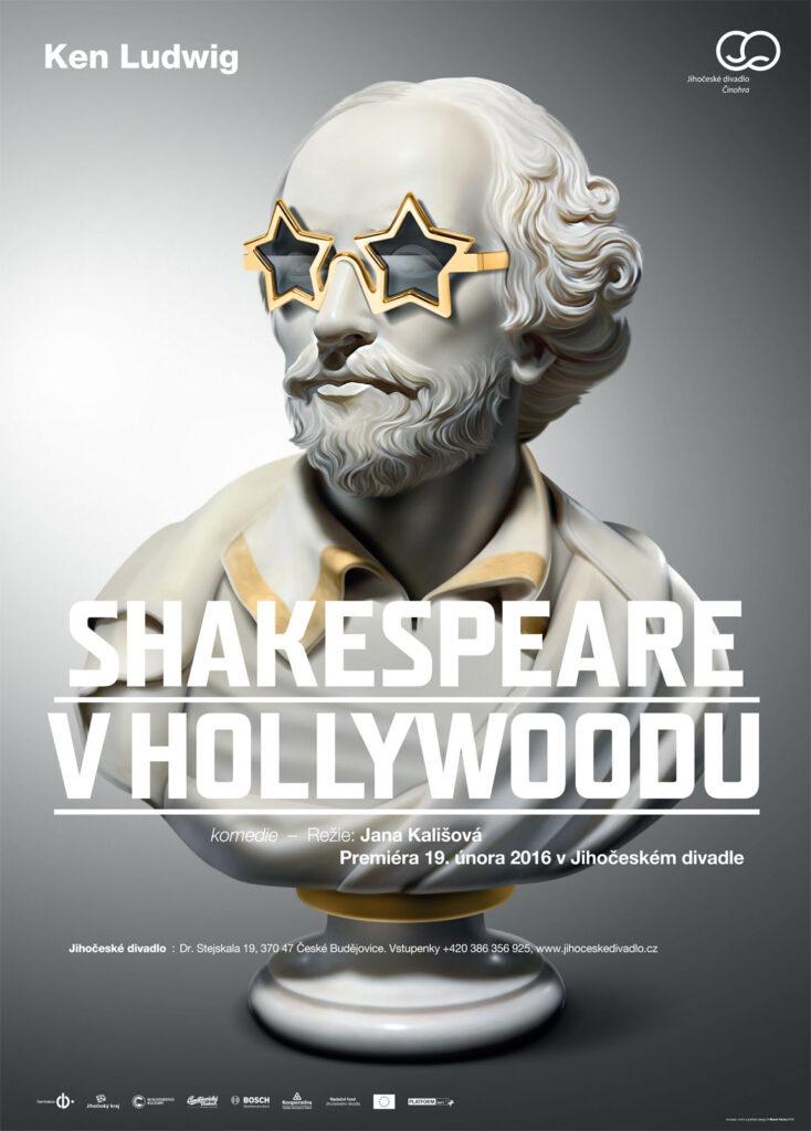 Jihočeské divadlo připravilo inscenaci Shakespeare v Hollywoodu