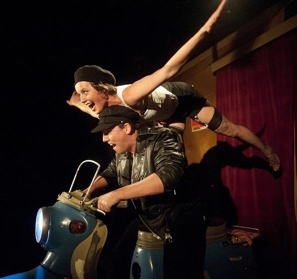 Zlínskou inscenaci Kabaret Astragal uvidí diváci v Rumunsku