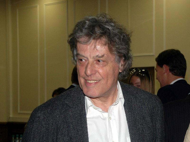 Dramatik Tom Stoppard převzal prestižní cenu PEN/Pinter Prize