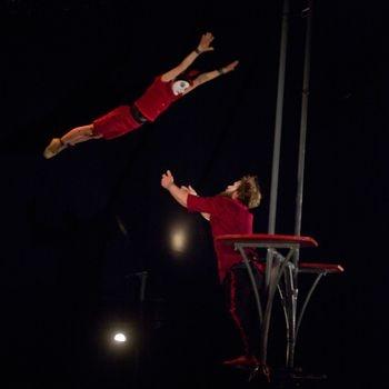 Sezóna nového cirkusu Evropského hlavního města kultury Plzeň 2015 pokračuje představením Matamore francouzských souborů Cirque Trottola a Petit Théâtre Baraque