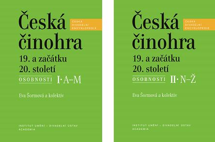 Publikace Česká činohra byla oceněna Jednotou tlumočníků a překladatelů