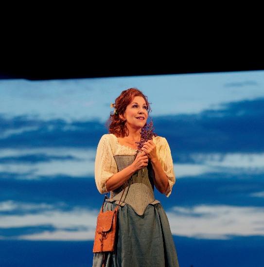 Novinka z Met slibuje romantickou Jezerní paní s triumfálními belcantovými výkony