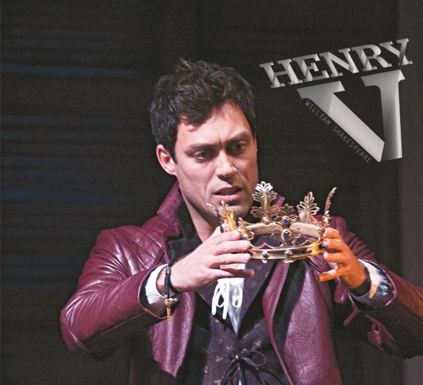 Poslední přenos sezóny RSC Live ukáže nejakčnější Shakespearovu hru, Jindřicha V.