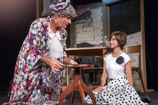 Nová třígenerační komedie v Divadle U Valšů