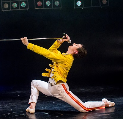 Freddie Mercury a Queen se v Olomouci dočkají baletní pocty
