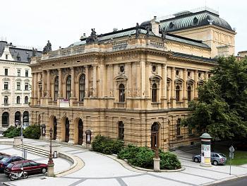 Divadlo F. X. Šaldy v Liberci připravuje Strasti života Chanocha Levina