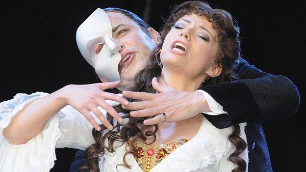 Muzikál Fantom opery bude poprvé uveden v České republice