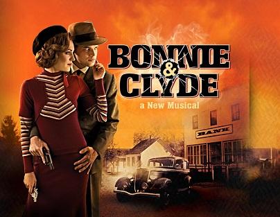 Hudební divadlo Karlín v říjnu uvede muzikál Bonnie & Clyde