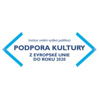 Institut umění vydává publikaci Podpora kultury z Evropské unie do roku 2020