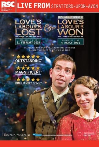 Do kin poprvé přicházejí přímé přenosy slavné Royal Shakespeare Company
