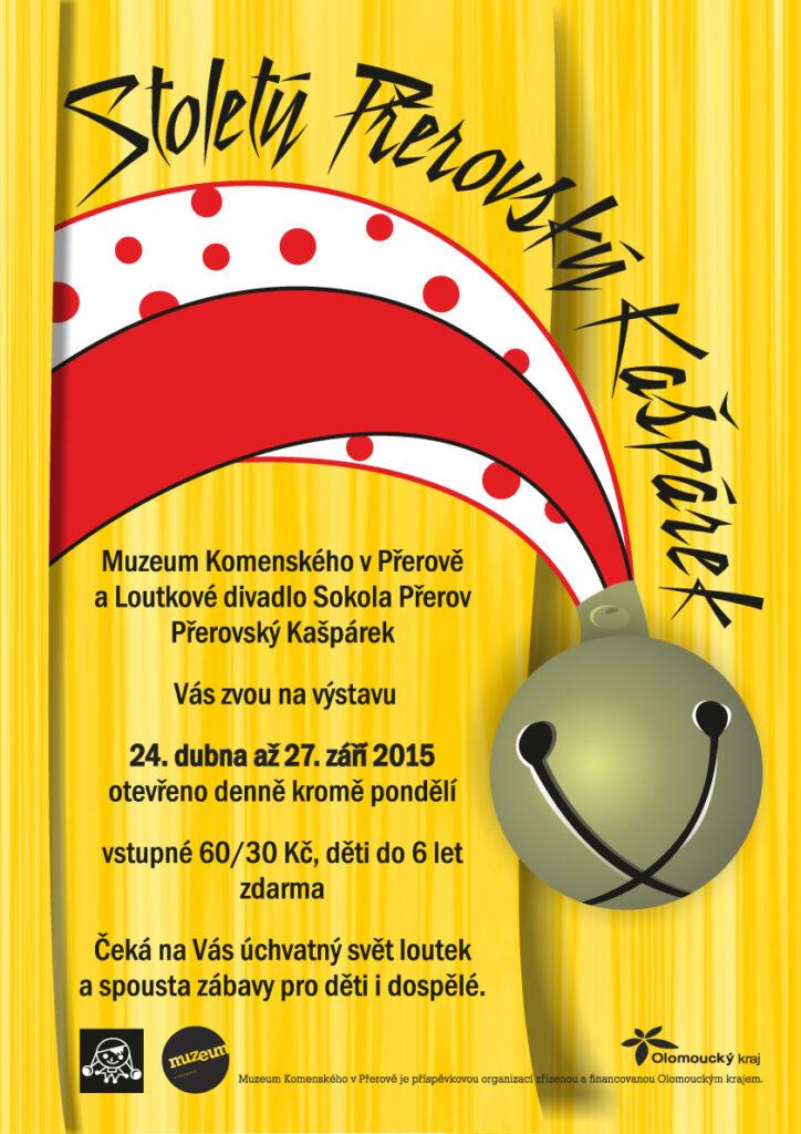 Muzeum Komenského otevřelo výstavu ke 100. výročí loutkářů