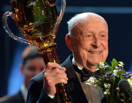 Cenu Thálie za celoživotní činoherní mistrovství obdržel Stanislav Zindulka