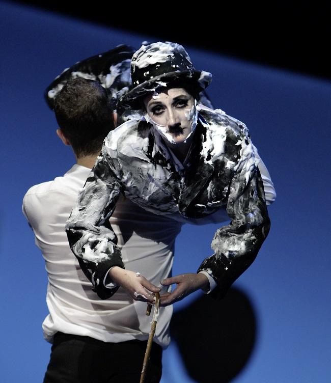 Německý podzim ostravského baletu – potkejte Chaplina v ulicích Ostravy!