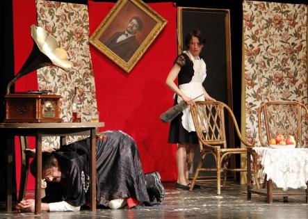 O víkendu se uskutečnil Festival amatérského divadla Kladno 2016