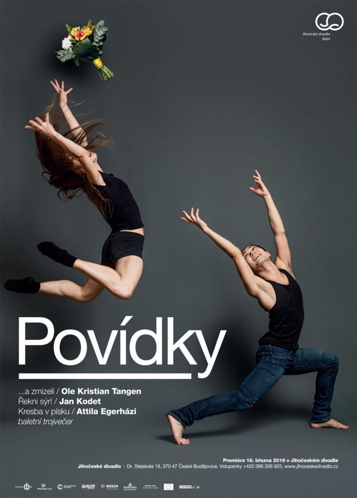 Jihočeské divadlo připravilo na pátek baletní premiéru Povídky