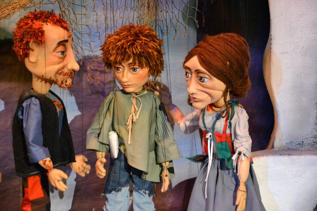 Muzeum v Napajedlech představuje 110 let loutkového divadla