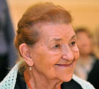 Zemřela Věra Kubánková