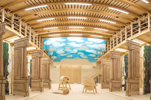 Barokní divadlo ve Valticích má nový prohlídkový okruh