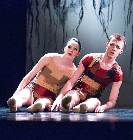 Jihočeské divadlo připravilo baletní večer Pas de trois