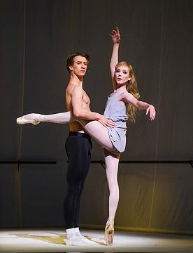 Komponovaný večer přináší do kin to nejlepší z moderního baletu