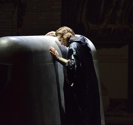 Opera Hamlet zazní poprvé v Ostravě a v operním debutu režiséra Radovana Lipuse