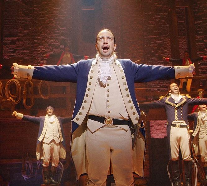 Cenám Tony dominoval muzikál Hamilton
