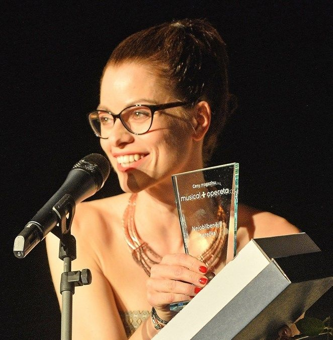 Ceny magazínu musical-opereta získali Hana Holišová či Daniel Hůlka