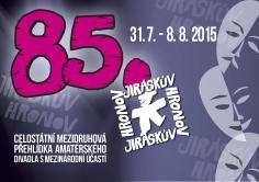 Jiráskův Hronov nabídne 32 inscenací i 15 seminářů a dílen