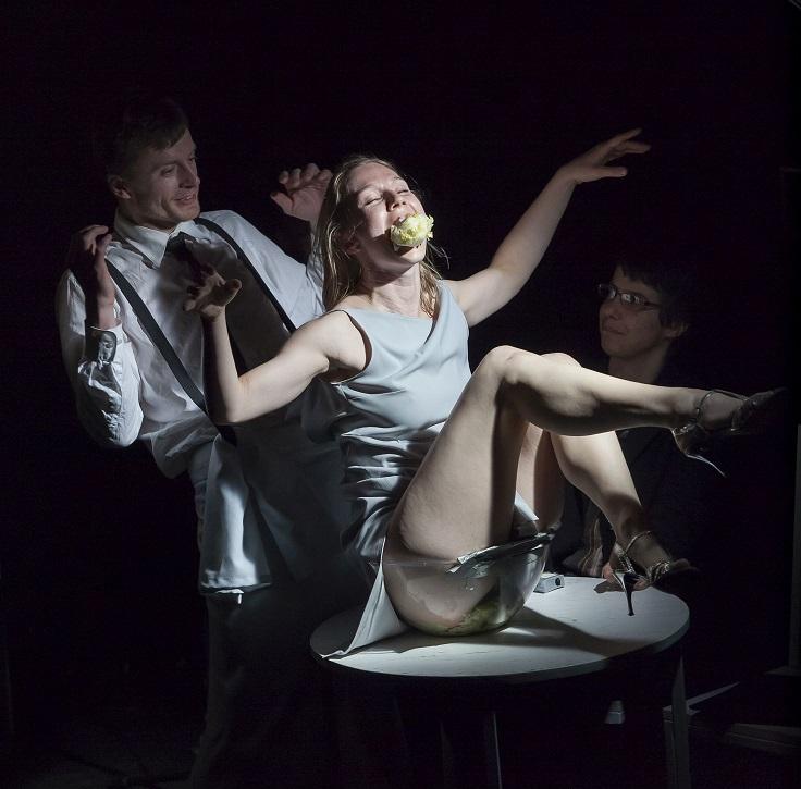 New York bude hostit nové nazkoušení původní české hry Krevety á la Indigo