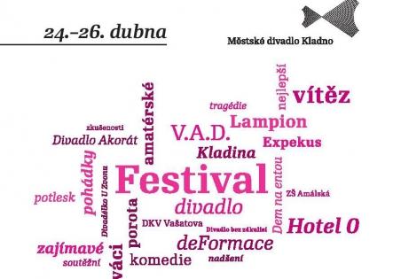 Na festivalu amatérského divadla v Kladně se představí 11 souborů