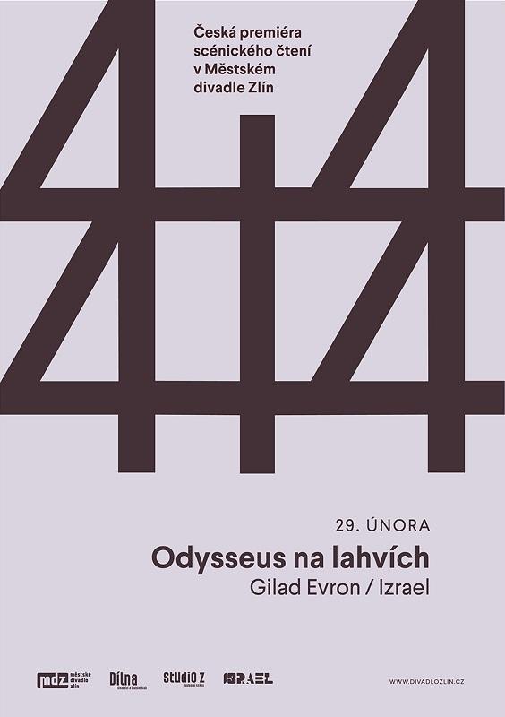 Odysseus na lahvích: zlínské divadlo uvede druhý díl scénického čtení