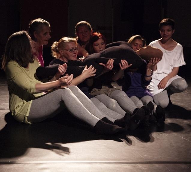 Divadelní hra ONY zachycuje zkušenosti sedmi žen bez domova