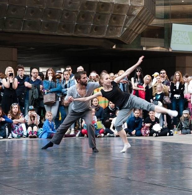 Mezinárodní den tance se letos slaví v pátek 29. dubna
